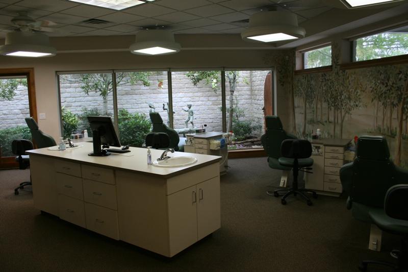 Dr. Thames office
